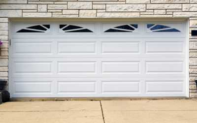 wood garage doors image