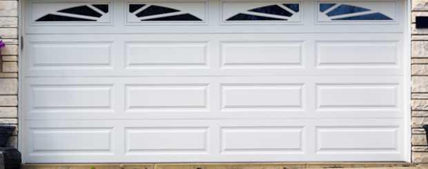 wood garage doors image