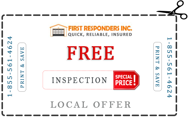 free inspection for garage image