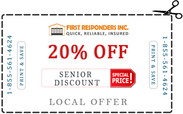 discount for seniors image