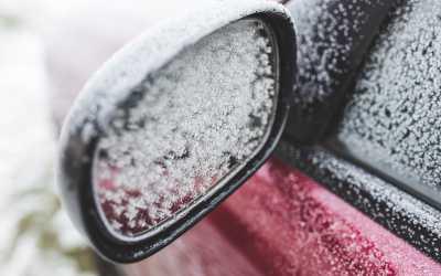 Winterizing car