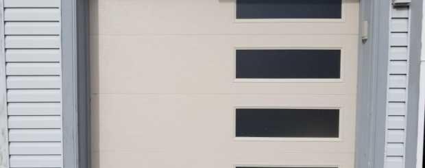 new garage door image